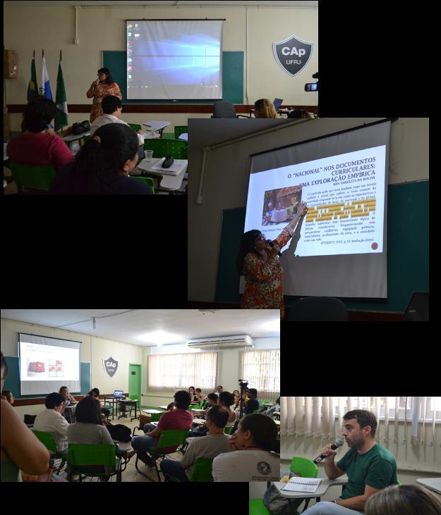 Profa. Ana Angelita Rocha, da Faculdade de Educação da UFRJ, fala sobre os documentos curriculares.