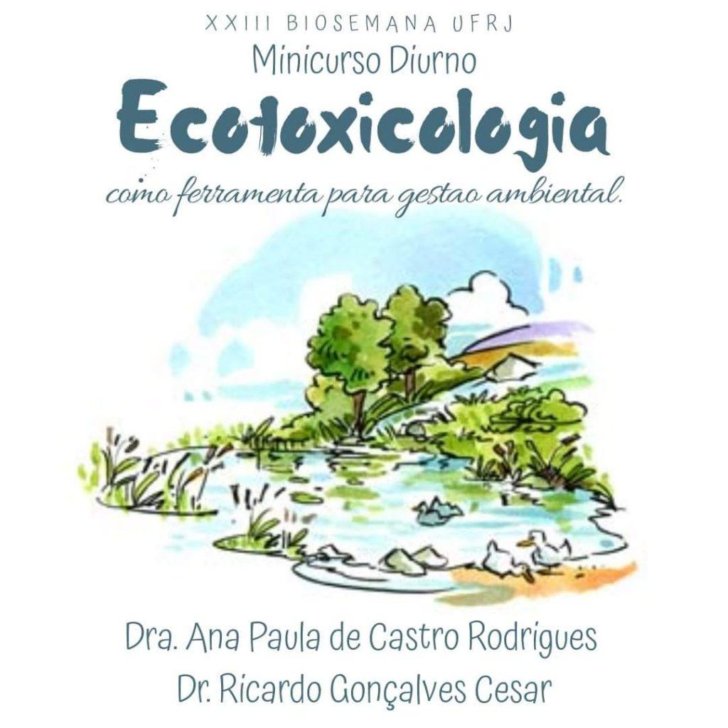 minicurso ecotoxicologia
