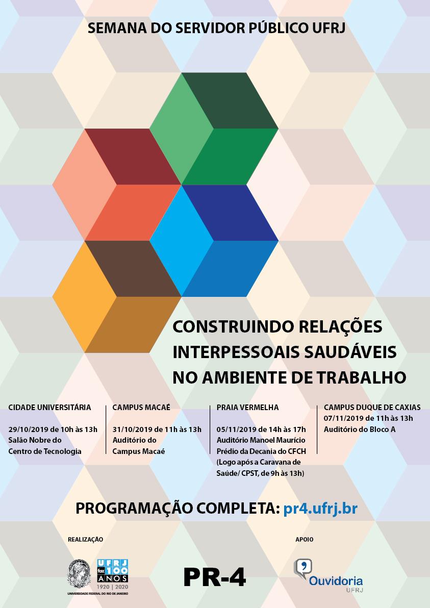Encontros Servidor Público 2019